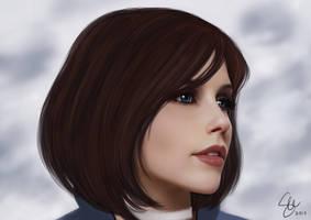 Real Life Elizabeth Bioshock Infinite