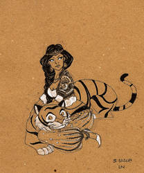 Jasmine by LN-au-carre
