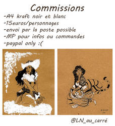 Commissions info by LN-au-carre