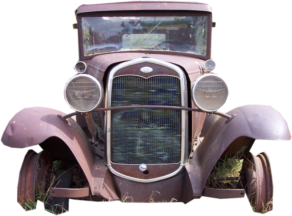 Old Car PNG by tizjezzme on DeviantArt