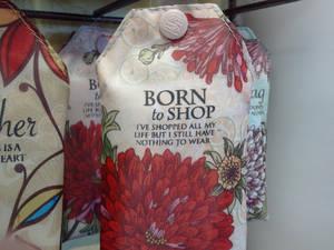 Born to Shop