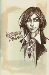 Bert by Awnen