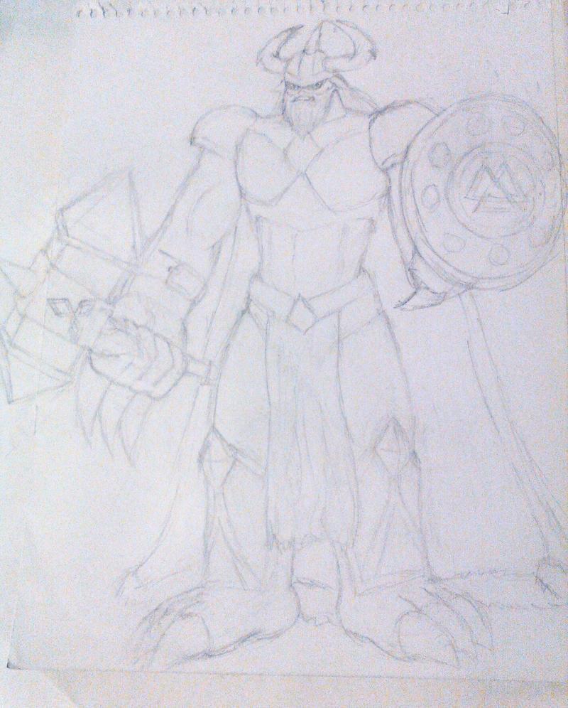 Thormon by breaker335