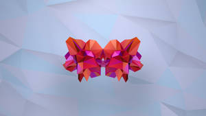 Abstract Poly Wallpaper