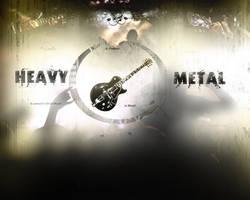 Heavy Metal by blackriderrom