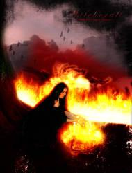 Witchcraft by blackriderrom