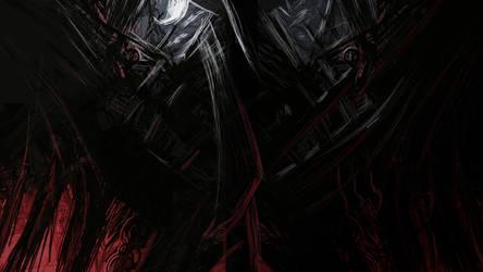 Underworld Technique - Speedpaint/Doodle by blackriderrom
