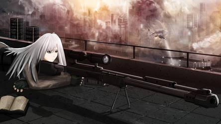 Lightfold 03 - Sniper's Vantage by blackriderrom