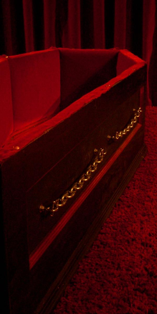 Coffin Coffee Table by Coffinguy on DeviantArt
