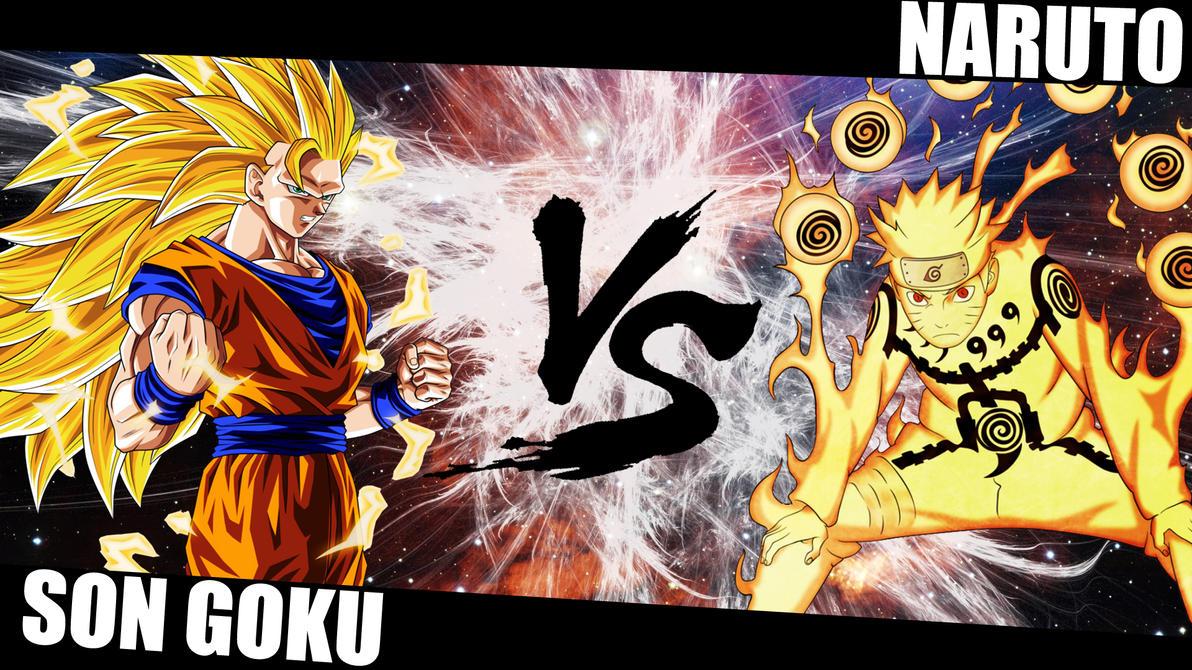 Great Wallpaper Naruto Dbz - goku_vs_naruto__wallpaper__by_oxelon-d7hhtx0  Pic_511006.jpg