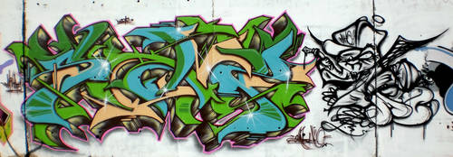 green sanz by SANS-01-2-MHC-BS