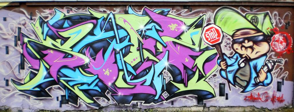 tehnicolour sanz by SANS-01-2-MHC-BS