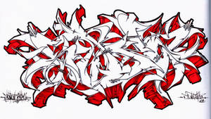 red dawn by SANS-01-2-MHC-BS