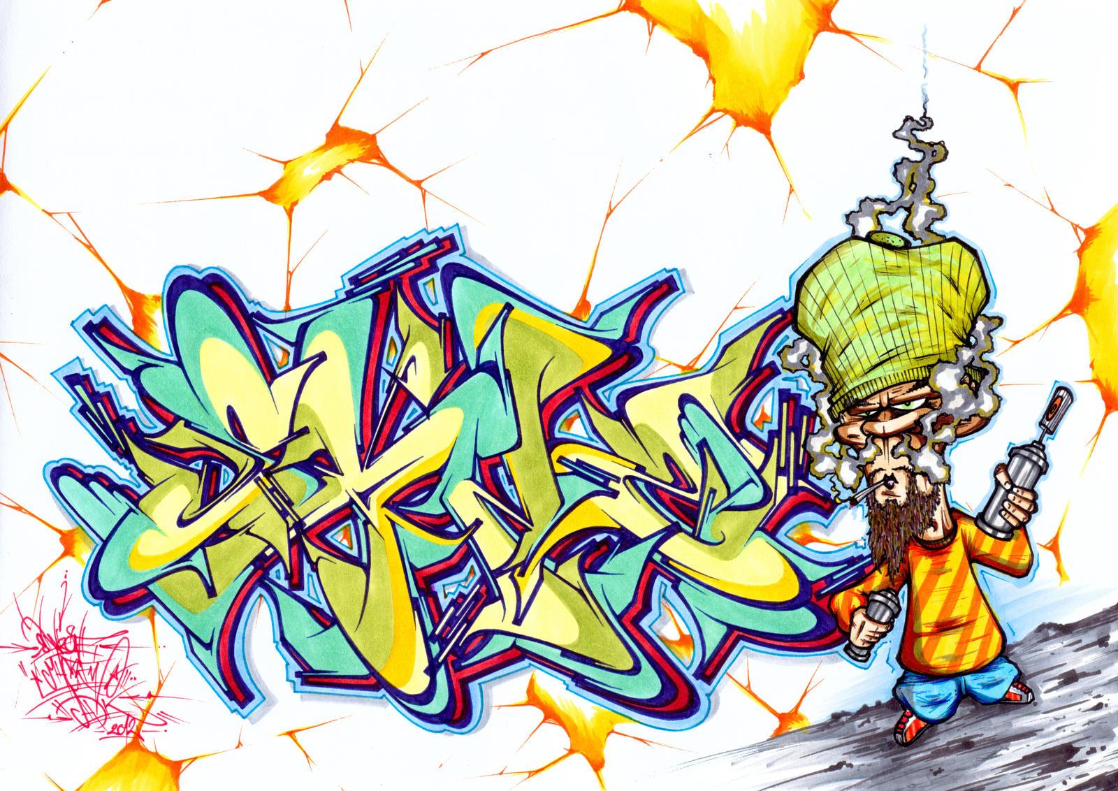 Colourscheme by SANS-01-2-MHC-BS