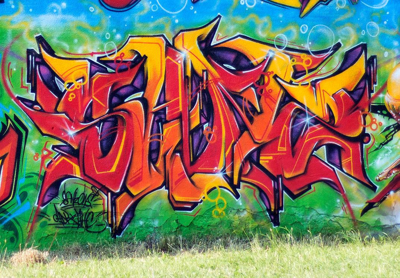 SANZ one -7 sb graffiti fest by SANS-01-2-MHC-BS