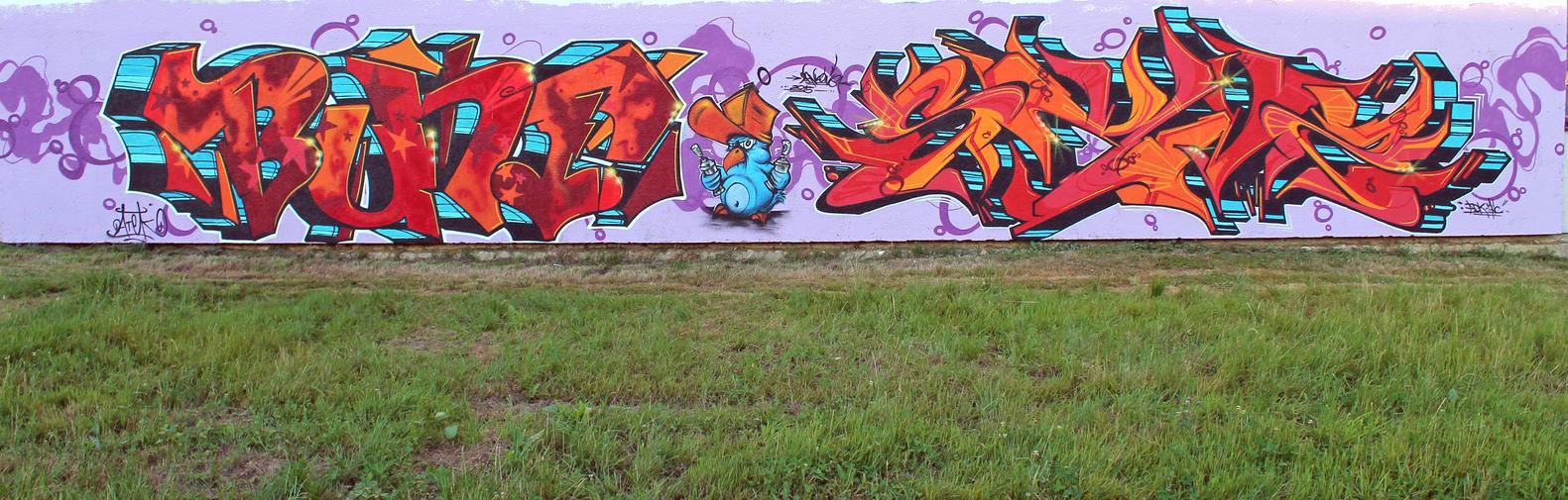 BUNT (ATEK) and SANZ Kutina by SANS-01-2-MHC-BS