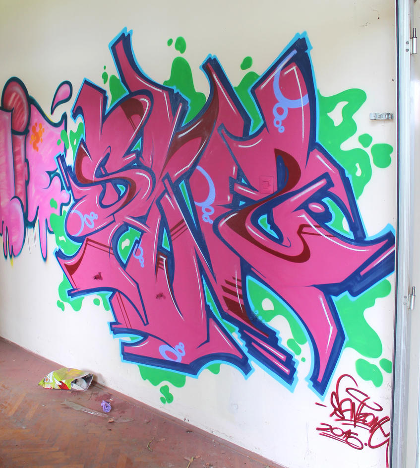 CRACK HOUSE Quicky by SANS-01-2-MHC-BS