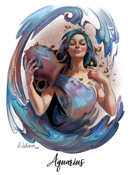 Aquarius - Zodiac Sign