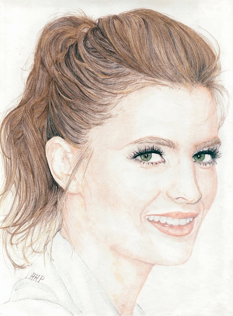 Stana Katic by princesstripandfall