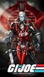 Destro and Baroness gi joe