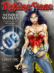 Wonder Woman Rolling Stone