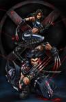 X-Force Wolverine X23