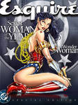 Wonder Woman Esquire