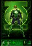 Brian A. Green + Green Lantern