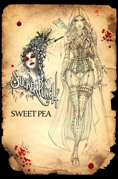 Sucker Punch Sweet Pea by jamietyndall