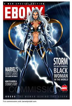 Storm X men