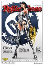 Wonder Woman C1 by jamietyndall