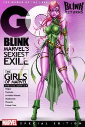 Blink Xmen  Exiles
