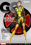 Rogue Cover for GQ