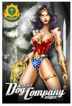 Wonder Woman Dog Co