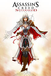 Assassins Creed Sisterhood in progress by jamietyndall