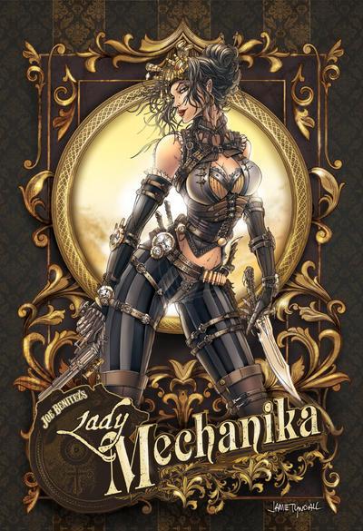 Lady Mechanika by jamietyndall