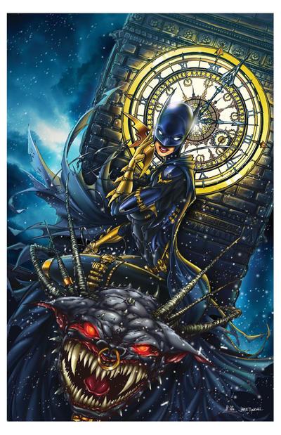 Batgirl by jamietyndall
