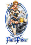 Beer Label Colored