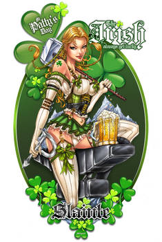 St Patricks Day Print