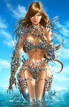 Witchblade - swimsuit edition