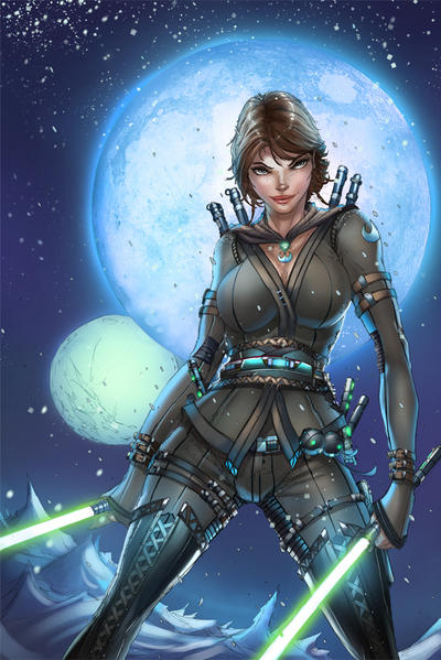 Jedi Commission by jamietyndall