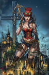 Grimm's Unleashed Van Helsing