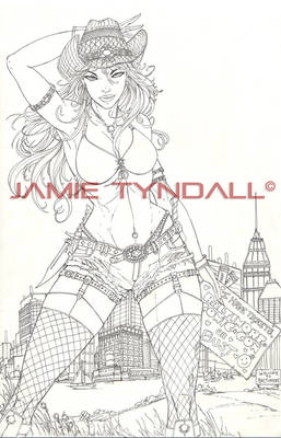 FOR SALE: Zenescope Baltimore 2012 exclusive