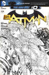 Gotham Sirens - Sketch Cover