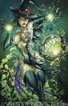 Wicked Witch Oz #4 Comikaze Expo 2013 exclusive