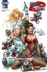 Notti and Nyce issue #5 - Anastasia's Collectibles