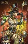 Tales of OZ - Emerald City Comicon 2014 exclusive