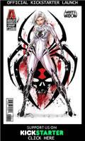 White Widow Kickstarter Issue 1