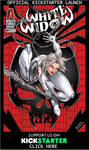 White Widow Kickstarter Issue 1 Homage cover