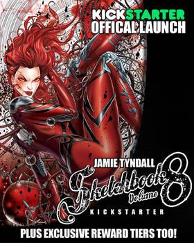 Jamie Tyndall Kickstarter Artbook8 1